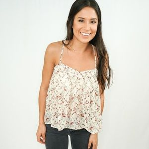 Tops - 🆕 flower power tank